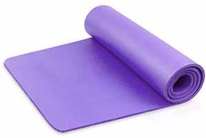 Ce tapis de yoga est disponible avec différentes dimensions ainsi que différentes épaisseurs