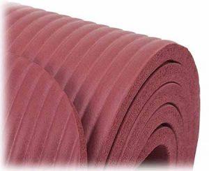 Le Tapis de Yoga/Fitness de Readaeer présente une forme spécifique