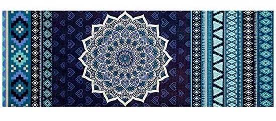 Le motif de ce tapis est tout simplement magnifique